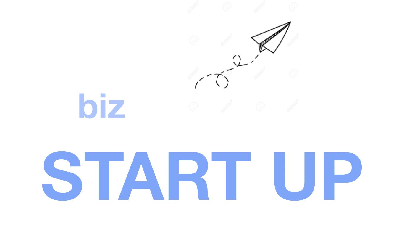 (Biz)Startup